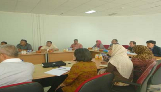 Evaluation of Special Study Research and Integrity Assessment Contract in PHE ONWJ 6