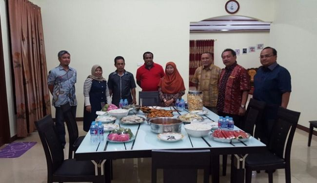 Lemtek UI Visited To South Sorong In West Papua 4