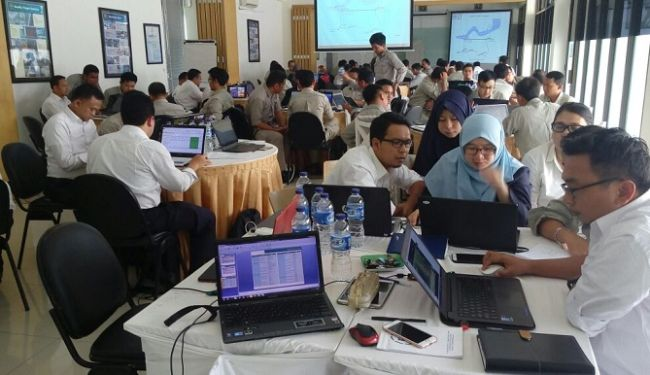 Project Management Training for Project Managers in PT. PP Tbk 5