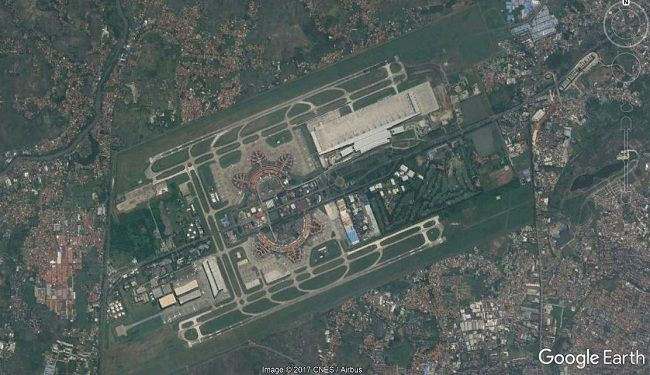 Study & Design of Slab Restoration of Northern Runway and Taxiway of Soekarno Hatta Airport 1