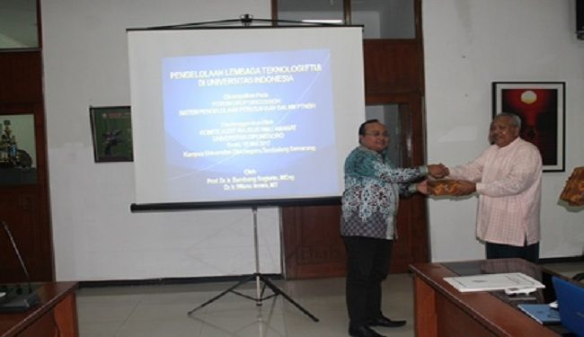 FGD on Business Entities Management in PTN-BH 4