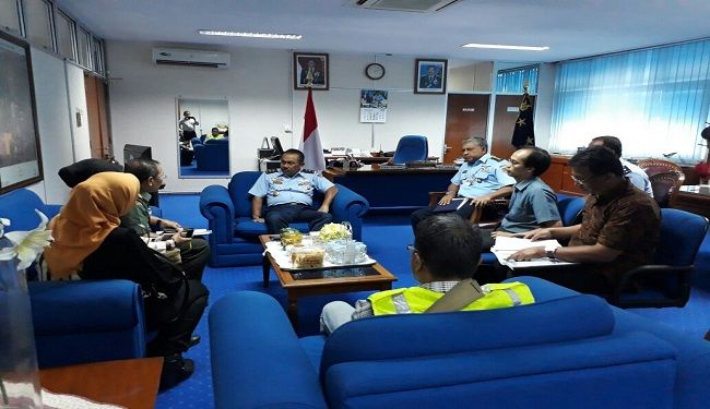 Construction Supervision on Air Force Academy Facilities Development in Jogyakarta<br> 1