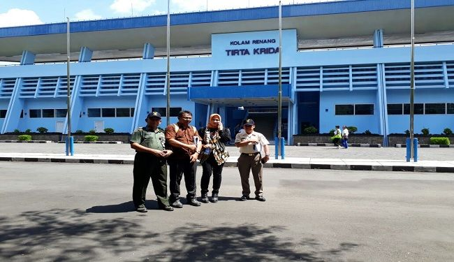 Construction Supervision on Air Force Academy Facilities Development in Jogyakarta<br> 5