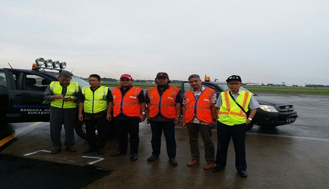 Study and Design of Capacity Improvement of Apron B With Cakar Ayam System in Juanda Airport 2