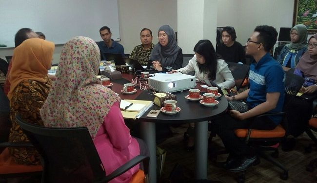 Lemtek UI Welcomed Ernst & Young Indonesia Consulting Team 2