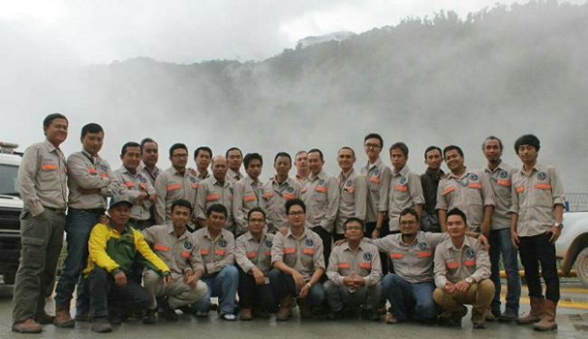 The Cooperation Between PT. Freeport Indonesia With Lemtek UI Has Reached 1 Year 3