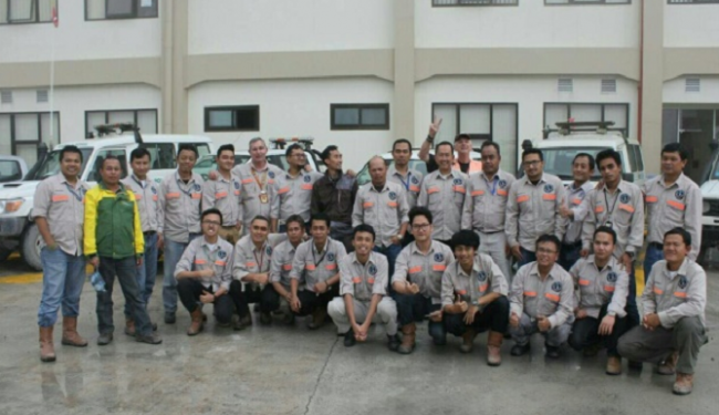 The Cooperation Between PT. Freeport Indonesia With Lemtek UI Has Reached 1 Year 4